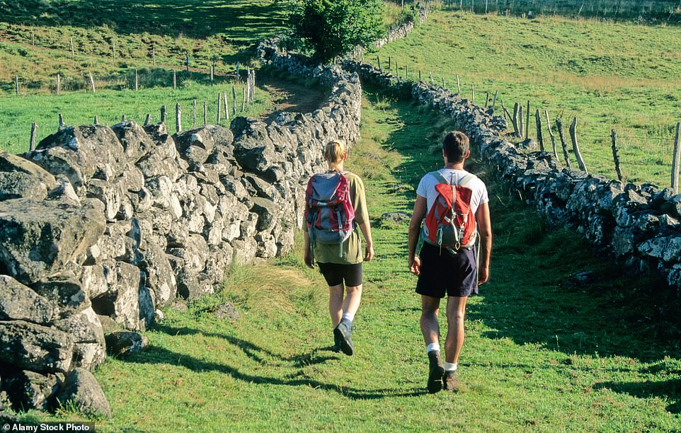 Hit the roadi: Or rather the strodi — a path between walls — one of hundreds of old words describing our countryside