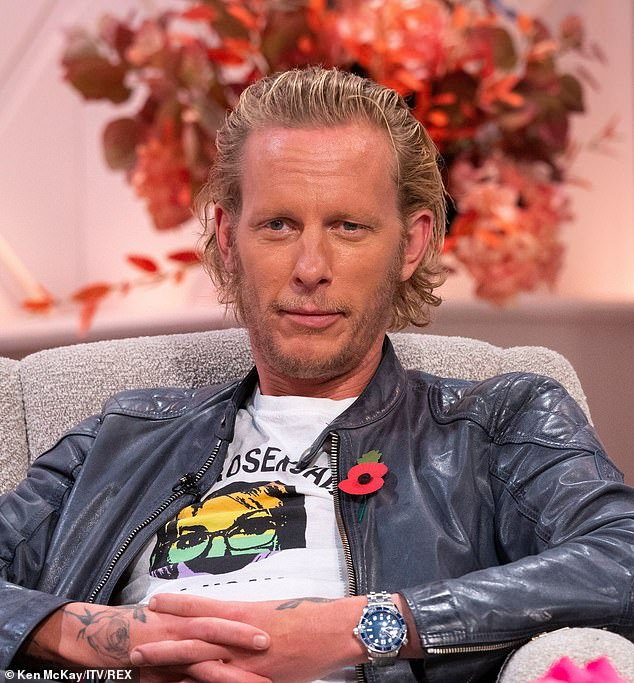 Actor Laurence Fox, 41, admits that his new album criticises 'woke culture', while he even reveals that he wanted to call one of the songs MeToo, but was banned by his record label