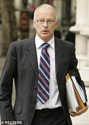 The Government closed IHAT and Operation Northmoor in 2017, after Phil Shiner (pictured), a solicitor who had taken more than 1,000 cases to IHAT, was struck off
