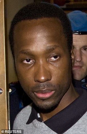 The only person who remains in prison for Kercher's murder is Rudy Guede.