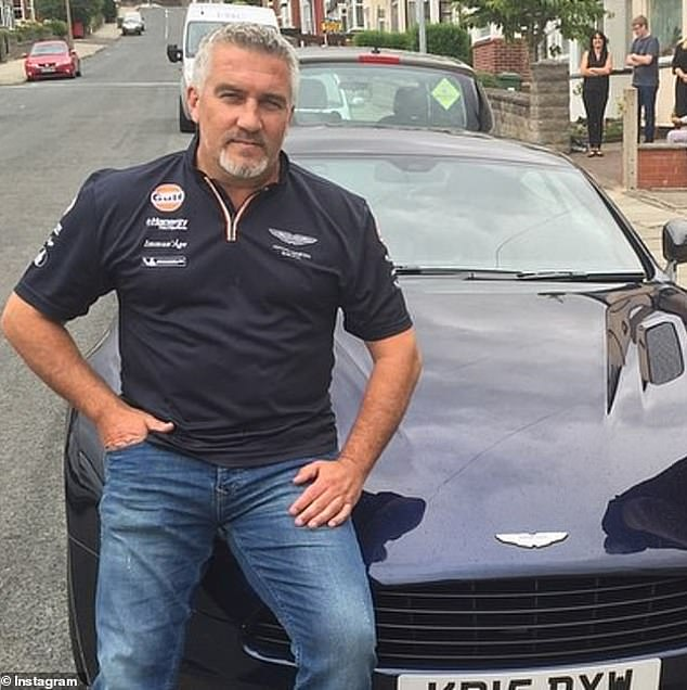 Bake Off Judge Paul Hollywood Builds Super Garage At 800 000 Home For Fleet Of Luxury Cars Wardoon