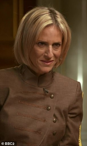Of course it was inevitable that I would watch the Emily Maitlis (pictured) interview with Prince Andrew wearing my advice columnist's hat. How could I not? writes BEL MOONEY