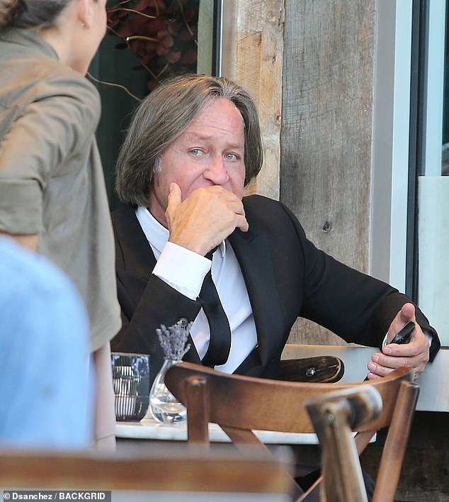 Mohamed Hadid, 71, is so broke he doesn't have the money to tear down his Bel Air mega-mansion, his lawyer claimed in court on Wednesday