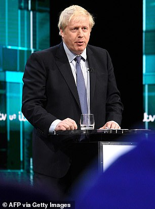 Johnson said the institution of the Monarchy is beyond reproach