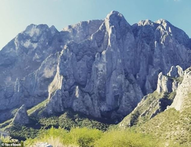 Jacobson, who had five years of climbing experience, posted this image of El Potrero Chico just days before the fatal climb