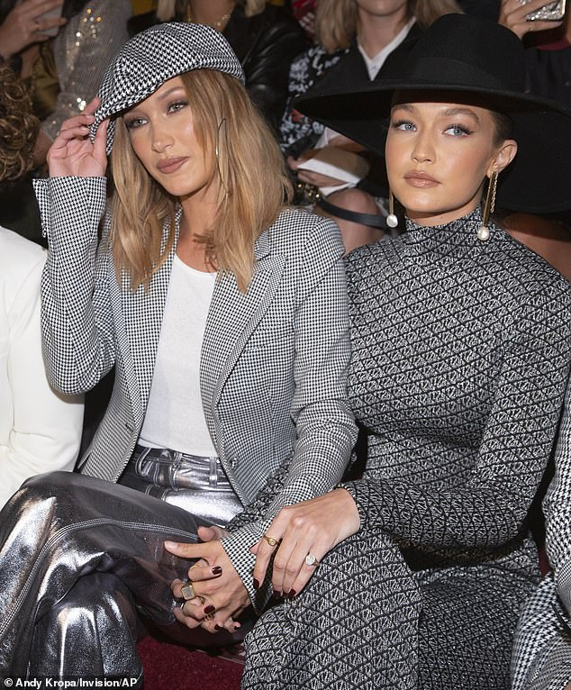 Last week Hadid's lawyer told the court his client 'can't afford' to pay around $5 million for the demolition, or a $500k fee to pay the receiver. Hadid is the father of young supermodels Bella and Gigi Hadid