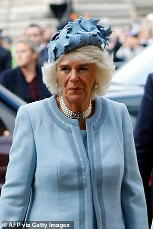 Mr Villiers' late mother was cousin to Camilla, Duchess of Cornwall