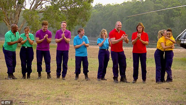 This year's line up:I'm A Celebrity... Get Me Out of Here! returned to screens last night