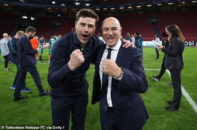 Things weren't right at Tottenham even when Pochettino led them to Champions League final