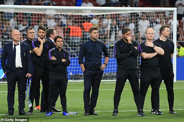 The defeat against Liverpool that night in Madrid seemed to completely crush Pochettino
