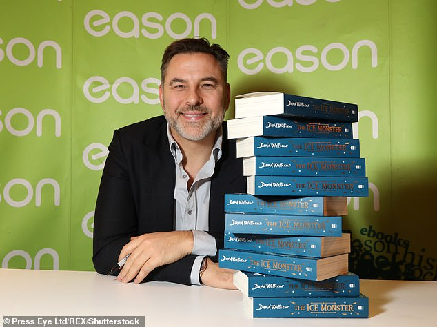 David Walliamshas made generated more than £100 million from his 23 children's books, selling more than 25 million copies