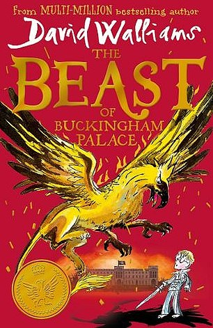 His new novel, The Beast of Buckingham Palace, is coming out today
