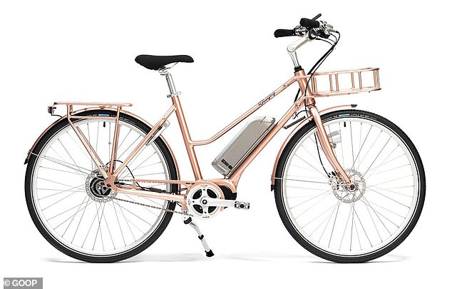 Must-have: This $2,995 Bluejay Bicycles electric bike popped up on the list for'The One Who Has Everything'