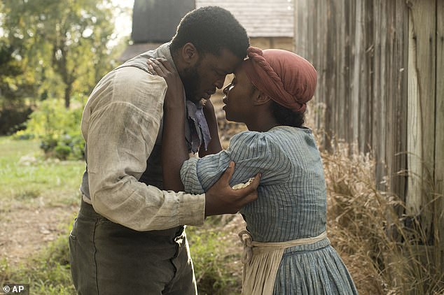 'That was so long ago. No one will know that,' the studio president replied, which marked the rocky start of the 25 year journey of Harriet Tubman to the big screen, which is currently in theaters, starring Cynthia Erivo