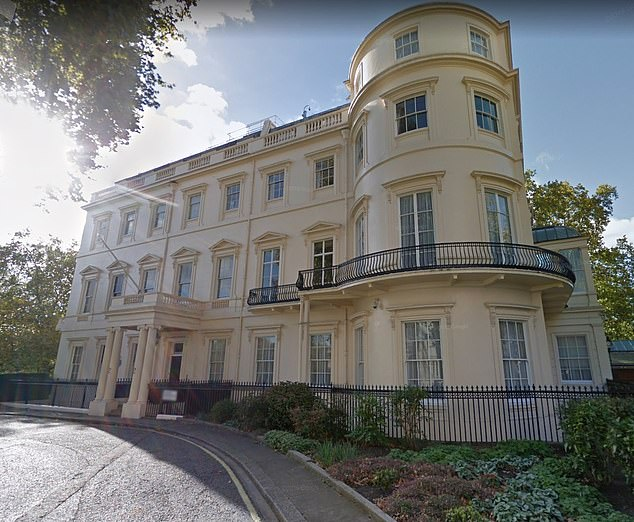 Full Fact is based in this grand building in Carlton Gardens, next door to the Foreign Secretary's grace-and-favour London home close to Buckingham Palace