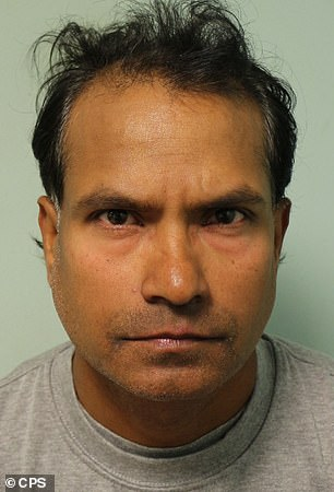 Ramanodge Unmathallegadoo was convicted of murder by an Old Bailey jury after a retrial