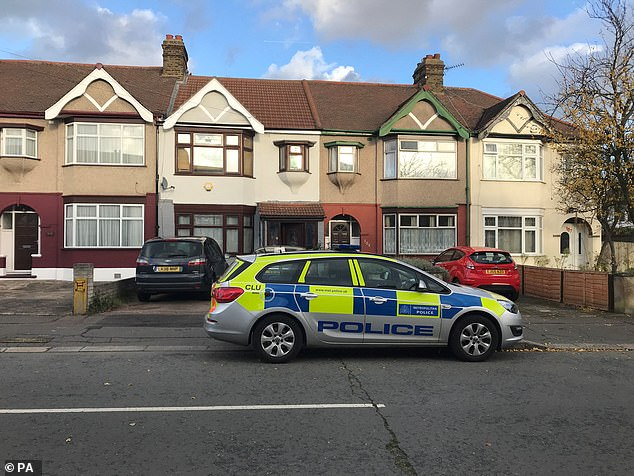 Mrs Muhammad was shot dead at the home she shared with her new husband in east London