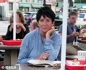 Maxwell has not been seen in public since a photograph emerged of her sitting outside an In'N'Out Burger restaurant in Los Angeles