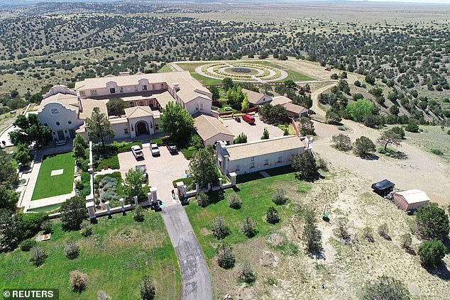 Epstein is accused of abusing Jane Doe 15 at his Zorro Ranch in Stanley, New Mexico in 2004. She also claims one of his female associates sexually abused him on the property