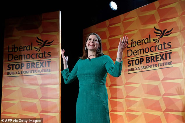 Ms Swinson has made stopping Brexit her party's main election policy but the Lib Dem manifesto also has a heavy focus on tackling climate change