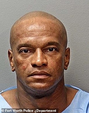 Webb, 51, pictured, admitted to the FBI that he snatched the girl on May 18 while fighting off her mother. A jury convicted him in September