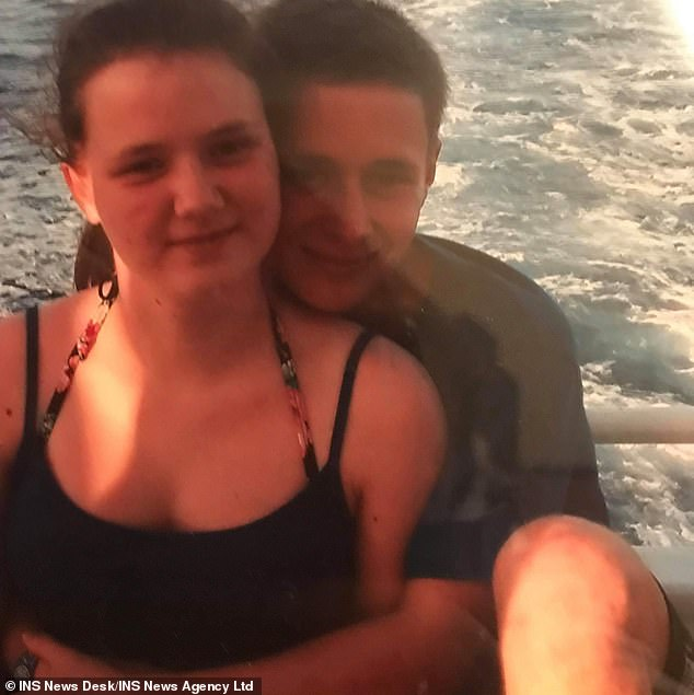 Leah Croucher's family face new heartbreak tonight after her 24 year old brother Haydon was found dead (pictured together)