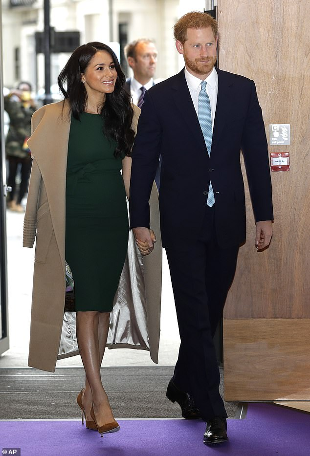 The Duke and Duchess of Sussex are currently undertaking a six week break from royal duties, following the explosive ITV documentary