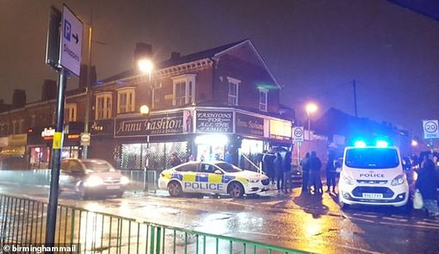Detectives have launched a murder investigation after a man was fatally stabbed in north west Birmingham this afternoon
