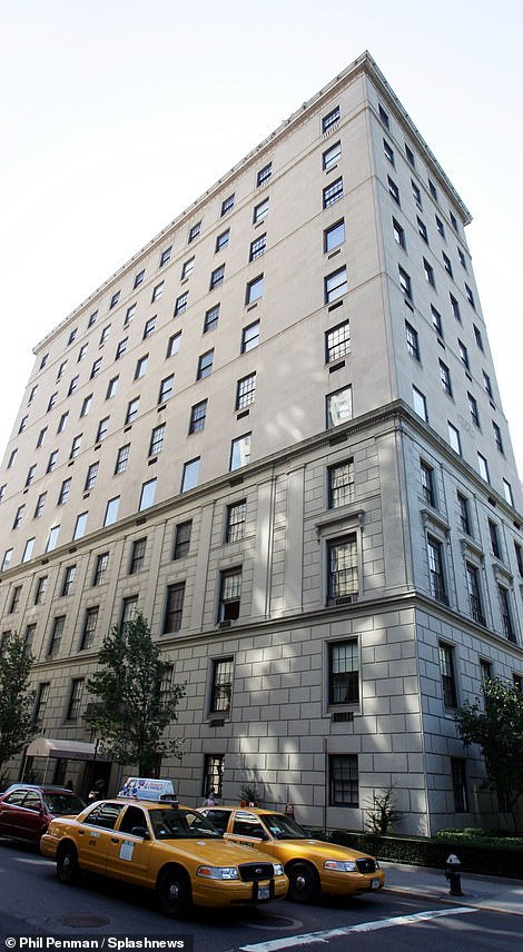 Prince Andrew said that he stayed at the Old British Consulate Office in Manhattan but Consul General, Sir Thomas Harris, who served in New York from 1999 to 2004, tells the Mail that despite Andrew's televised claims, the retired diplomat has 'no recollection' of the prince staying at his official residence during the trip