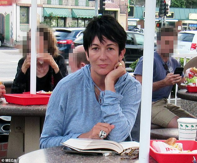 Maxwell, who has been accused of being Epstein¿s ¿madam¿ ¿ a charge she has denied ¿ has not been seen in public since a photograph emerged of her sitting outside an In¿N¿Out Burger restaurant in Los Angeles in August