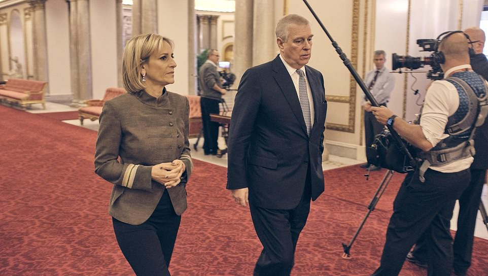 PrinceAndrew's interview with the BBC's Newsnight presenter Emily Maitlis received widespread condemnation after it was broadcast on Saturday