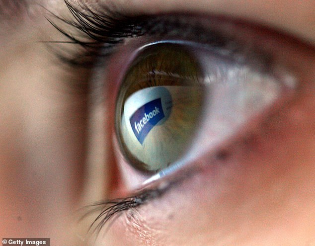 Facebook removes around 500,000 images classified as revenge porn every month according to a new report  (Stock image)
