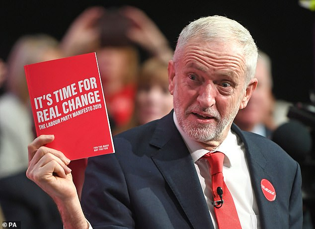 As a disgusting taster for its mendacious manifesto, the Labour Party kicks off the chapter on housing by invoking Grenfell Tower, writes Ruth Sunderland (Pictured: Jeremy Corbyn)