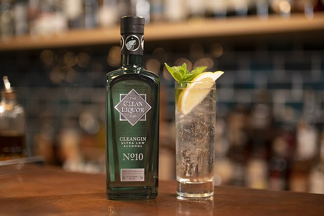 The Clean Liquor Company, aims to cater for Britain's growing numbers of teetotallers with a range of low and no-alcohol spirits