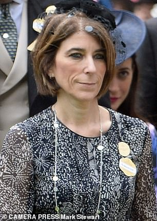 Thirsk (pictured) will lose her job, a royal source said