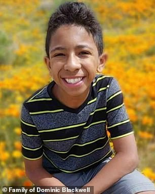Dominic Blackwell, 14