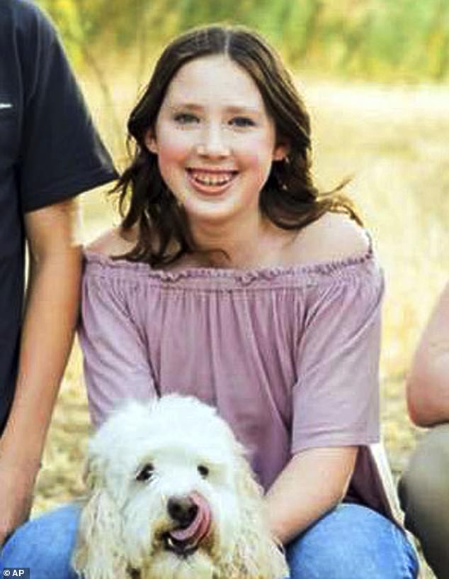 Gracie Anne Muehlberger, 15, also lost her life in Thursday's shooting at Saugus High School