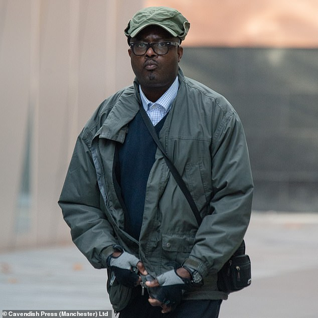 Mr Daniel (pictured above) told the court how upset is daughter is following the incident in September