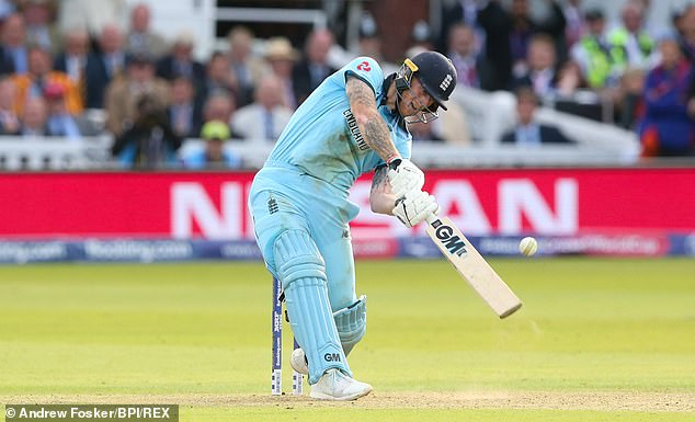 Stokes produced a masterclass to help England beat New Zealand and claim the World Cup