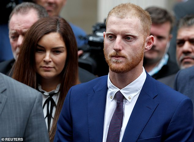 Stokes courted controversy back in 2017 after he was involved in a brawl outside a nightclub