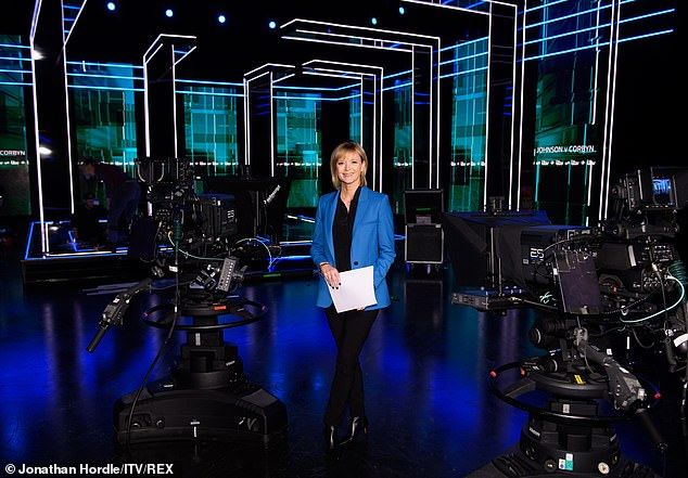 The debate will be broadcast on ITV live and led by presenter Julie Etchingham