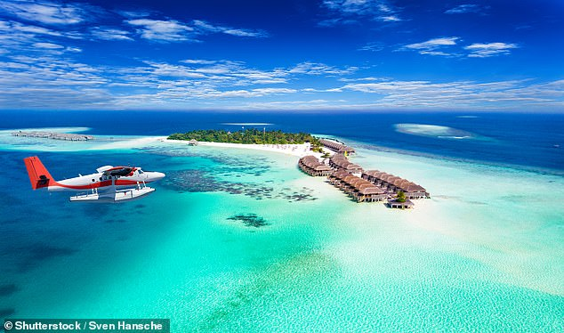 The Holiday Guru recommends the Maldives as a place to go to escape Christmas