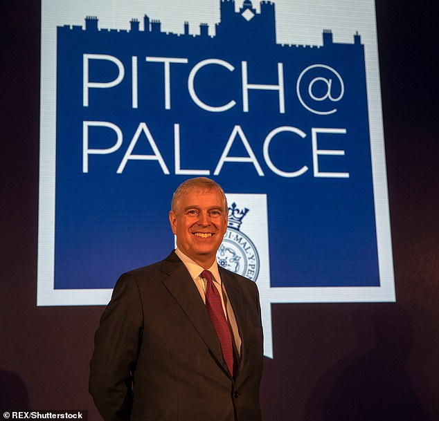 The future of Prince Andrew's pet project Pitch@Palace appears in jeopardy as yet another major supporter, Standard Chartered, pulled the plug