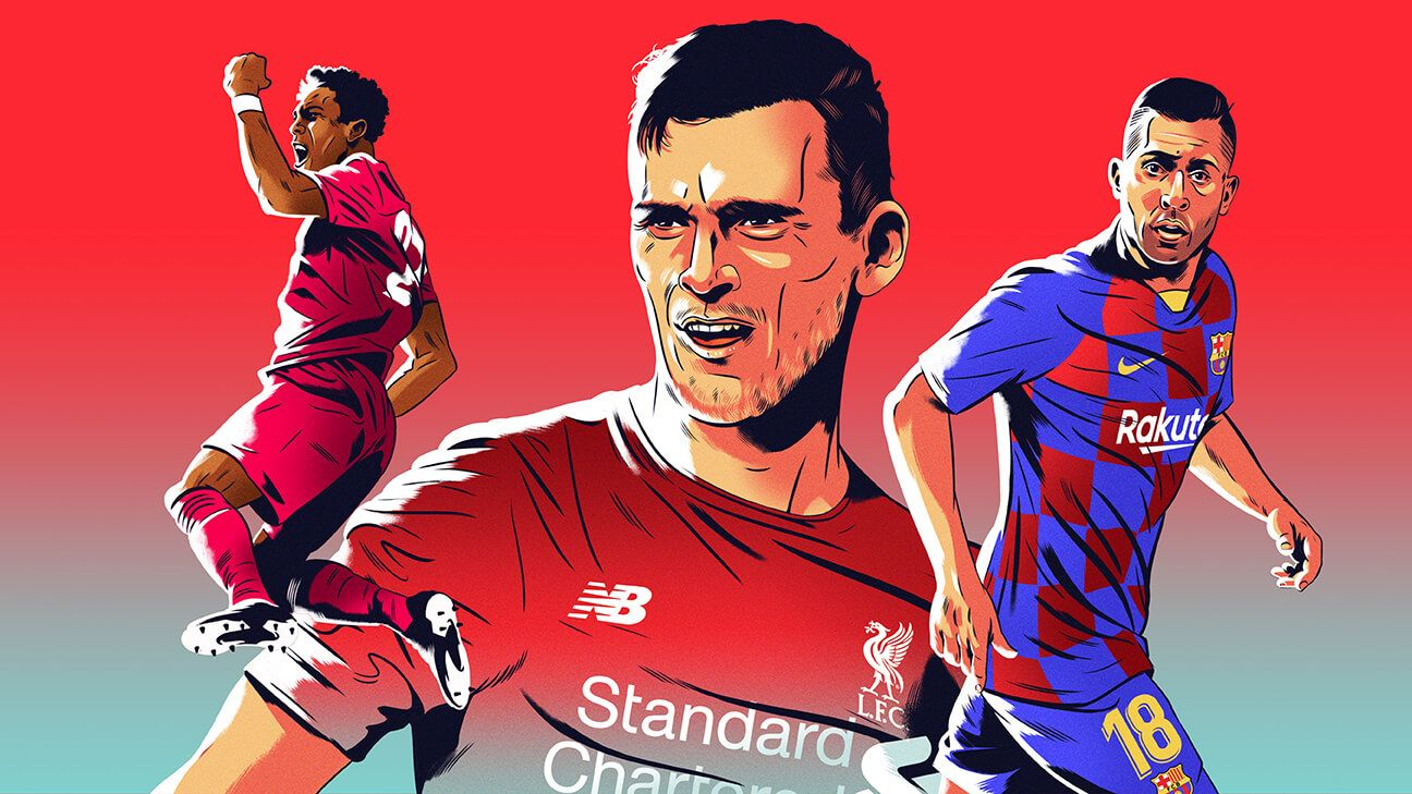 Image result for ESPN FC 100: Liverpool, Man City dominate our ranking of world's best soccer players