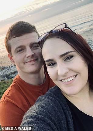 Mr Crofts, who was born in Wrexham, started a relationship with Jessica Beard in 2017 and the pair got engaged in June 2018