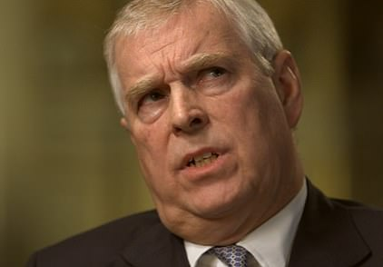 Prince Andrew squirmed during the hour long grilling he wanted to give his side of the Epstein scandal