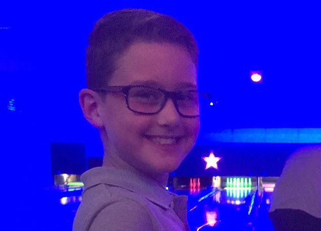 The victim in the incident has been named locally as Harley Watson, who is 12-years-old