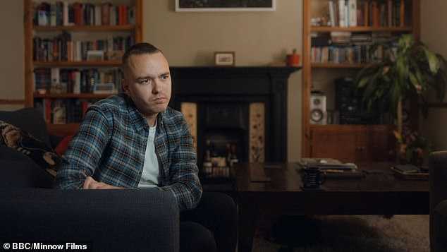 David (pictured above) has opened up about the new documentary where he talks about the death of his father