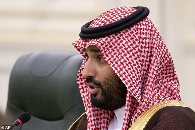 The project was first launched bySaudi Crown Prince Mohammed Bin Salman two years ago