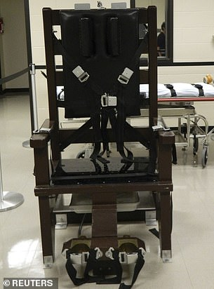 Lee Hall, Tennessee death row inmate, chose the electric chair for his Thursday execution